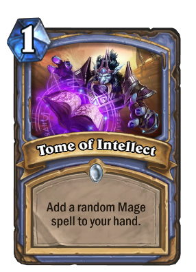 Tome of Intellect Card Image