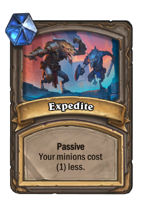 Expedite Card Image