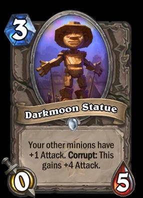 Darkmoon Statue Card Image