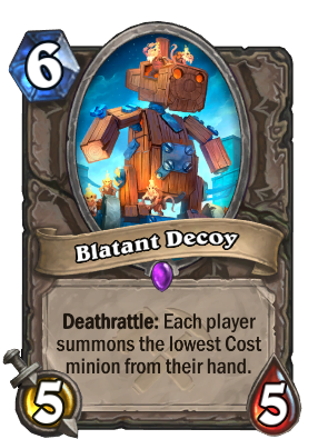 Blatant Decoy Card Image