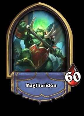 Magtheridon Card Image