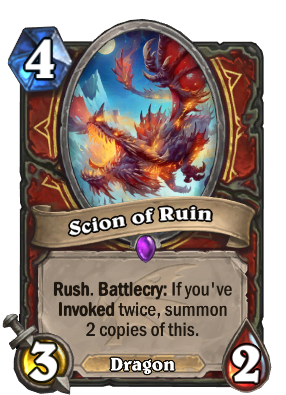 Scion of Ruin Card Image