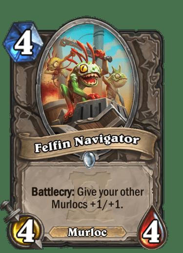 Felfin Navigator Card Image