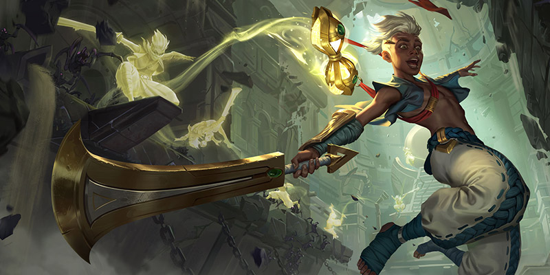 Legends of Runeterra Patch 2.11.0 Full Notes - Rise of the Underworlds