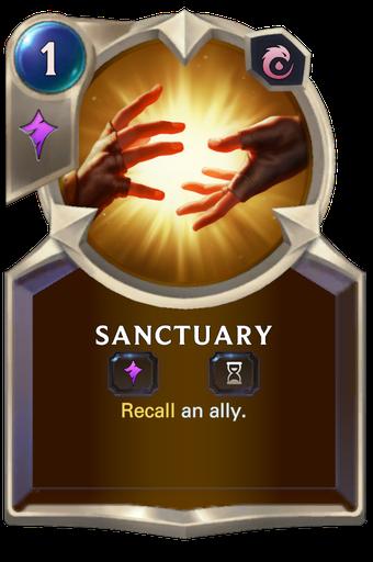Sanctuary Card Image