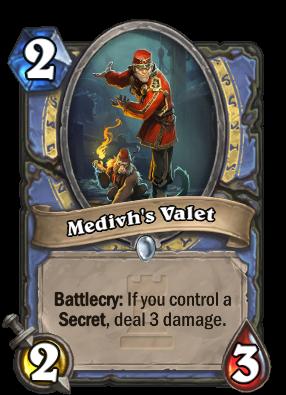 Medivh's Valet Card Image