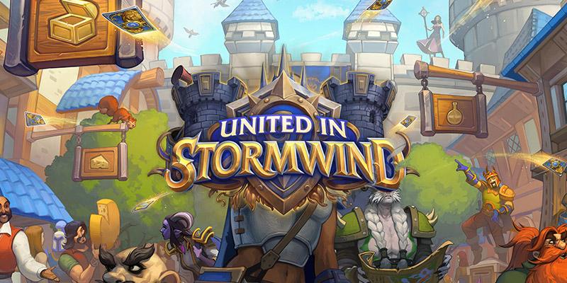 United in Stormwind Final Cards Leaked - All 81 Missing Collectible Cards