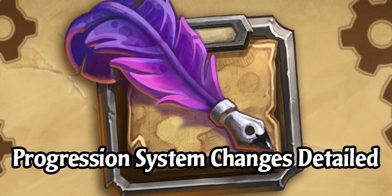 Details on the Hearthstone Progression System Update Arriving December 15