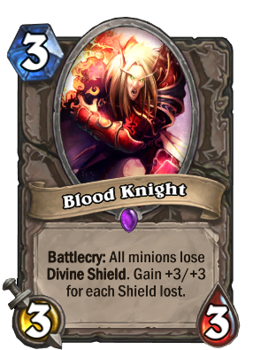 Blood Knight Card Image
