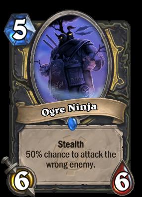 Ogre Ninja Card Image