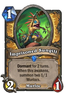 Imprisoned Sungill Card Image