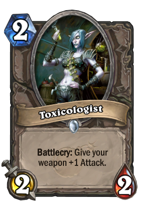Toxicologist Card Image