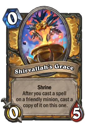 Shirvallah's Grace Card Image