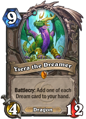 Ysera the Dreamer Card Image