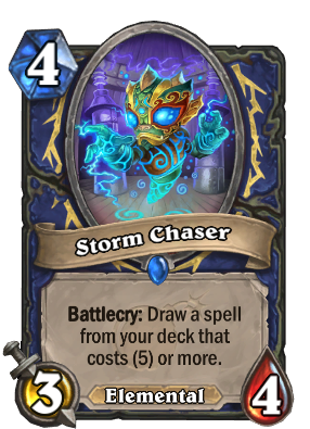 Storm Chaser Card Image