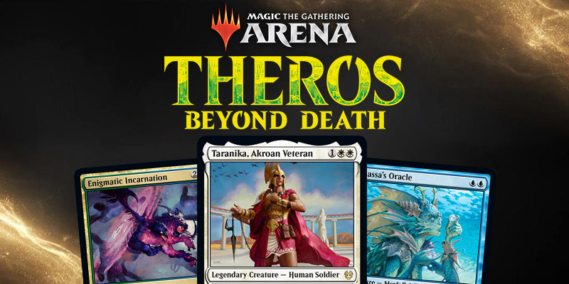 MTG Arena - Theros: Beyond Death Card Spoilers January 7