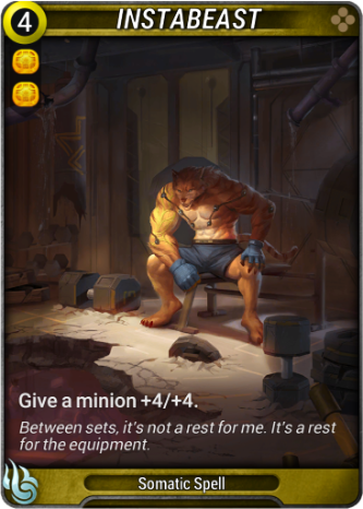 Instabeast Card Image