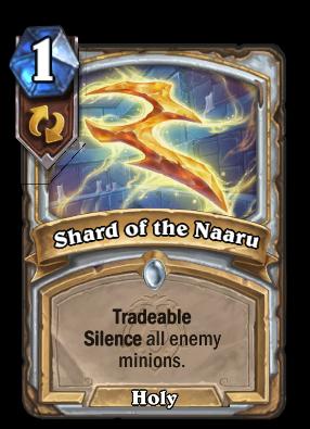 Shard of the Naaru Card Image