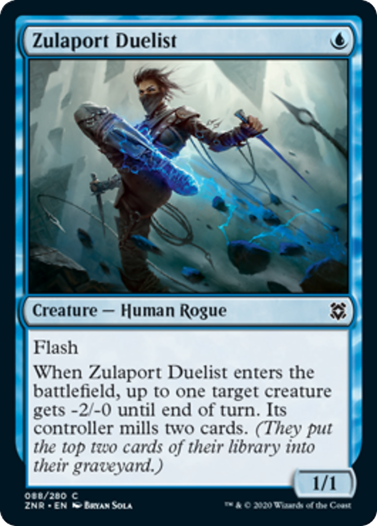 Zulaport Duelist Card Image