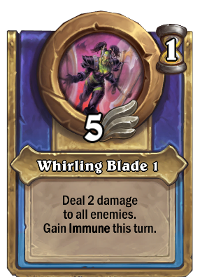 Whirling Blade 1 Card Image