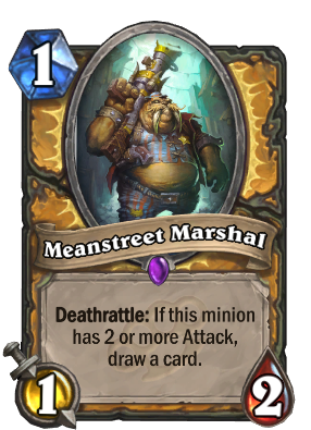 Meanstreet Marshal Card Image