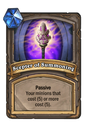 Scepter of Summoning Card Image