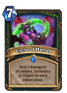 Cycle of Hatred Card Image