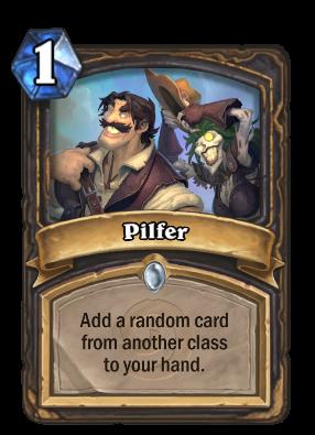 Pilfer Card Image