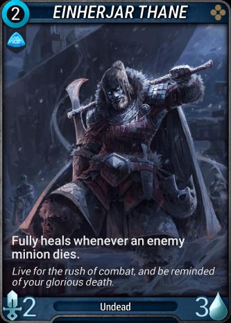 Einherjar Thane Card Image