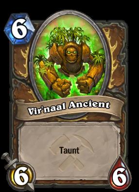 Vir'naal Ancient Card Image