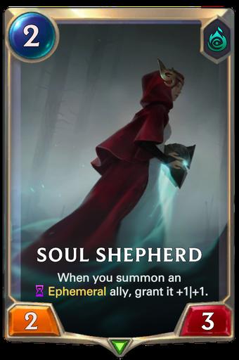 Soul Shepherd Card Image