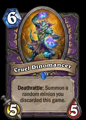 Cruel Dinomancer Card Image