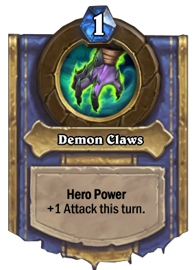 Demon Claws Card Image