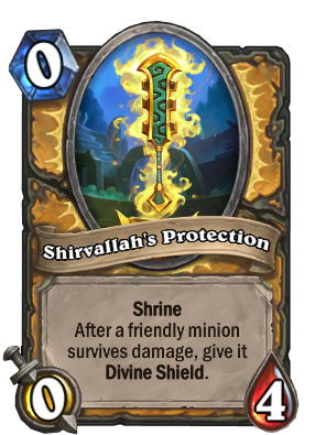 Shirvallah's Protection Card Image