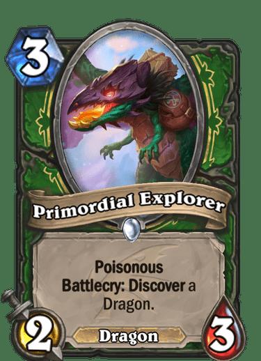 Primordial Explorer Card Image