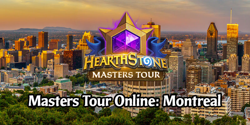 Masters Tour Montreal Moves Online Due to DreamHack Montreal Being Postponed