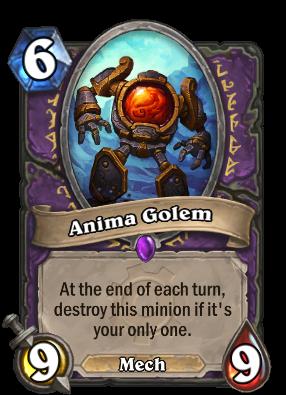 Anima Golem Card Image