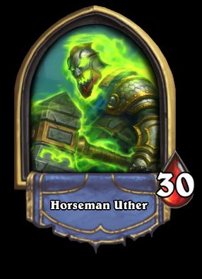 Horseman Uther Card Image