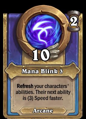 Mana Blink 3 Card Image
