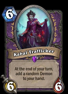 Kabal Trafficker Card Image