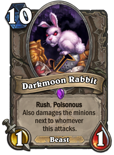 Darkmoon Rabbit Card Image
