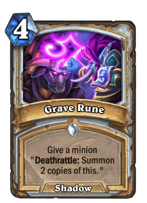 Grave Rune Card Image