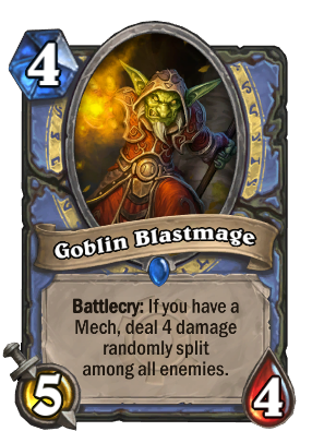 Goblin Blastmage Card Image