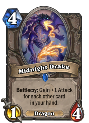 Midnight Drake Card Image