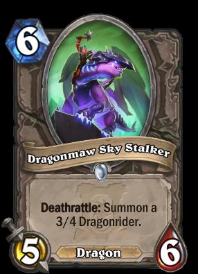 Dragonmaw Sky Stalker Card Image