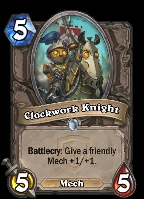 Clockwork Knight Card Image