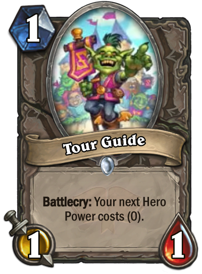 Tour Guide Card Image