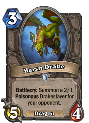 Marsh Drake Card Image
