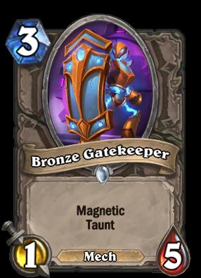 Bronze Gatekeeper Card Image