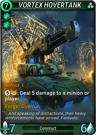 Vortex Hovertank Card Image